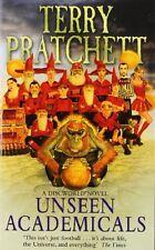 Unseen Academicals: A Discworld Novel,Terry Pratchett