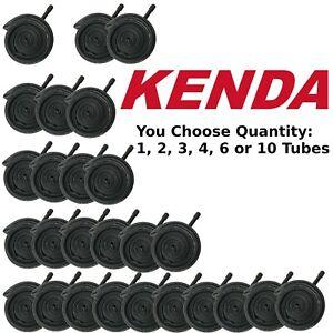 "MultiPak KENDA 27"" x 1-1/8-1-1/4"" (700 x 28-30-32-35) Schrader Valve Bike Tube"
