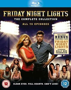 FRIDAY NIGHT LIGHTS- THE COMPLETE COLLECTION- BLU-RAY
