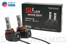 Diode Dynamics 9005 SL1 LED Headlight pair 2016-2019 Dodge Charger Anit-Flicker