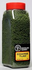 Woodland Scenics' Turf (medium Coarse Green Grass) T1364 Model Trains