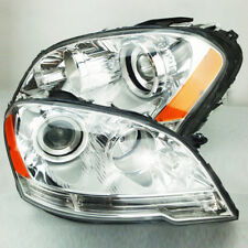 Silver Housing For Benz W164 ML280 ML320 ML350 Front Lights 2009-2011 Year TYC