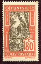STAMP / TIMBRE COLONIES FRANCAISES TUNISIE COLIS POSTAUX NEUF N° 19 *