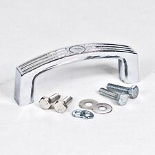 Lp Valje Conga Handle with Mounting Bolts and Washers, Chrome, V294A
