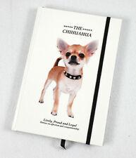 Chihuahua Gift - A5 Hard cover notebook - 240 lined pages
