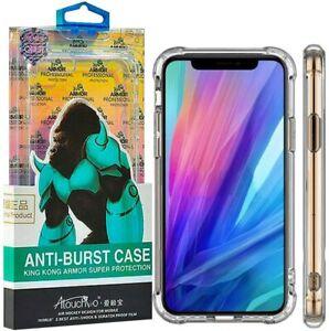 King Kong Anti Burst Armor Protective Transparent Case For All Samsung Model lot