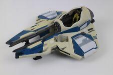 Hasbro Star Wars Episode III ROTS Obi-Wan Kenobi's Blue Jedi Starfighter 2004