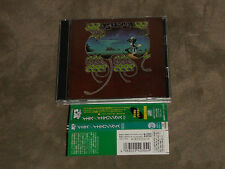 Yes Yessongs Dbl CD Japan