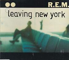 MAXI CD SINGLE COLLECTOR 1 TITRE R.E.M. LEAVING NEW YORK DE 2004