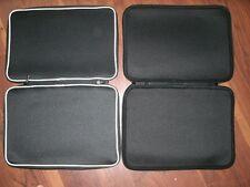 "Wholesale Lot of 50x Black 13 "" Neoprene Laptop Case bag HP Macbook Air Pro Sony"