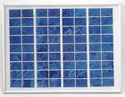 12v 5w 10w 15w 20w 25w 40w Solar Panel DIY Trickle Battery Charger Caravan Boat