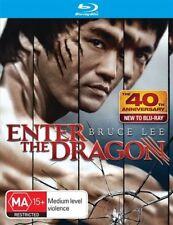 Enter The Dragon - Blu-ray - Box set - Like New!