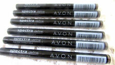 AVON Spectra Define Twist Eyeliner BRONZE L101 Eye Liner Lot of 6 NEW SEALED