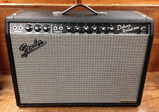 Alessandro Handwired Fender 1965 Deluxe reverb reissue blackface