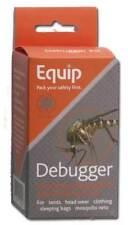EQUIP - DEBUGGER - PERMETHRIN RINSE SOAK PACK - Tents Clothes Mosquito Treatment