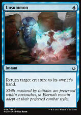MTG 4x UNSUMMON - CONTROEVOCAZIONE - HOU - MAGIC