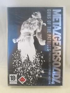 DVD - Metal Gear Solid 4 Guns of the Patriots Saga Vol. 2  NEW - Konami Promo