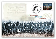 CANADA #S105 Quebec Conference 150th Anniversary Special Event Cover