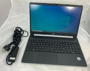 HP Laptop 15,6'' Zoll Intel Core I3-1005G1 1.20GHz 8GB RAM 256GB SSD C28 2781 I2