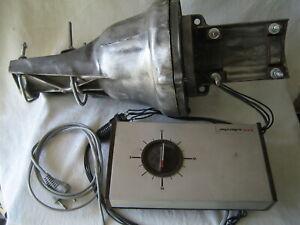 Antennenrotor mit Steuergerät,  CDE autorotor