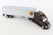 United Parcel Service UPS Tractor Trailer 1/64 Scale Die Cast Toy Truck