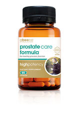 Abeeco of NZ - Prostate Care Formula - 60 caps (for healthy prostate function)
