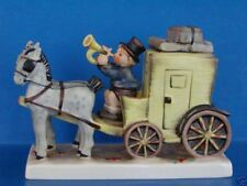 HUMMEL #226~THE MAIL IS HERE~TM5~COACH~BV$800~ HORSES~MINT