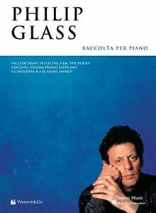 9788863887358 Raccolta per piano - Philip Glass