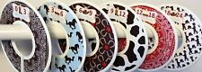 6 Baby Closet Dividers in Western Cowboy Nursery Decor Gift Clothes Organizers