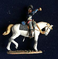 Soldier Lead Rider Empire Trumpet Portuguese 1806-1810