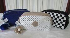 Kipling Yvonn Cosmetic Pouch Makeup Bag Case NWT
