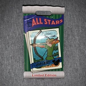 Disney Robin Hood Pin Trading Card Series All Stars LE 4000 Archery New 2020