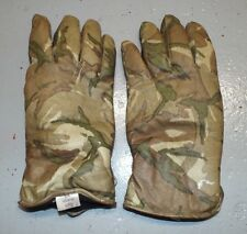 MTP LEATHER MK2 COMBAT GLOVES - Size: 8 , British Military
