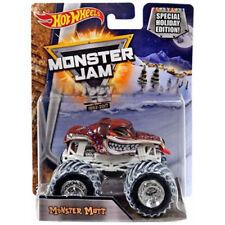 Hot Wheels Monster Jam Monster Mutt Holiday Edition 1:64 Die-Cast