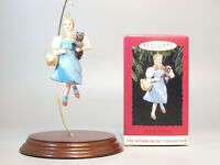 Hallmark Keepsake Ornament 1994 Dorothy and Toto - The Wizard of Oz - #QX5433