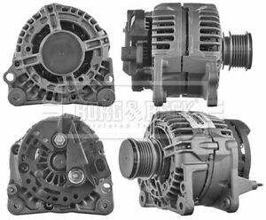 CAPSautomotive Alternator for Audi 06F903023 06F903023E 06F903023 06F903023D