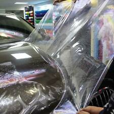 Transparent Car Wrap Vinyl Film High Gloss Clear 3Layer Sticker 300x30cm New