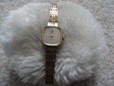 Swiss Made Caravelle Vintage Wind Up Ladies Watch