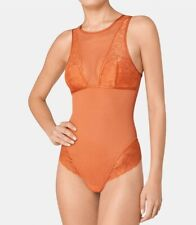 Triumph Magic Wire Lite Stringbody Orange Shapewear shaping body EU S NEW