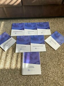 Kaplan CFP July 2020 - March 2021 Exam Prep - Total of 8 books