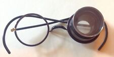 Vintage Carl Zeiss Jena Magnifying Jeweler Loupe Coil Ears Steampunk