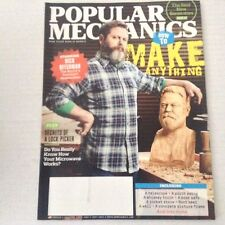 Popular Mechanics Magazine Nick Offerman September 2016 051817nonrh2