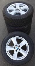 4 BMW Winterräder Styling 209 Winter X5 E70 BMW 255/55 R18 109H M+S ALUFELGEN