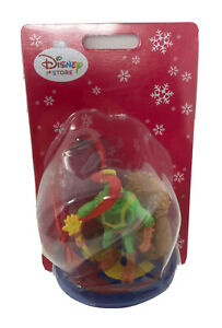 Disney Store Lots-o'-Huggin' Bear, Twitch and Chunk Toy Story 3 Ornament RARE