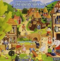 Kenneth McKellar - The Wonderful World of Nursery Rhymes [CD]