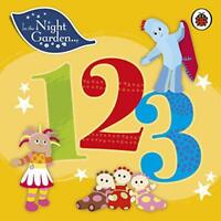In the Night Garden: 123 by , NEW Book, (Board book) FREE & Fast Delivery