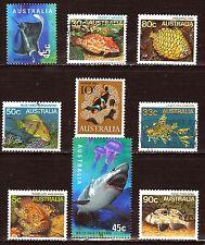 AUSTRALIA PECES y tiburones diversos sea fish 28m233t2