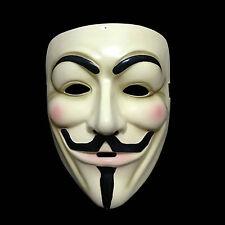 Halloween Cosplay Maschera V per Vendetta Guy Fawkes ANONIMO Costume