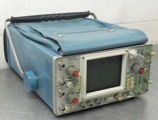 Tektronix 475 Portable Dual-Trace Oscilloscope With Dual Time-Bases