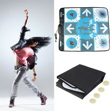Anti Slip Dance Revolution Pad Mat for Nintendo WII Hottest Party Game Q9
